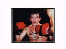 Barry McGuigan Autograph Signed Photo